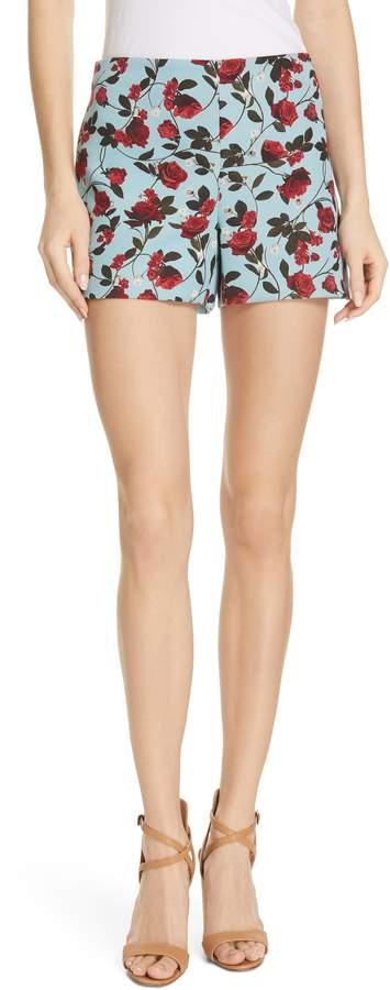 Sherri Floral Shorts