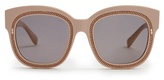Stella McCartney Falabella chain-embellished acetate sunglasses