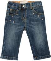Alviero Martini Denim pants - Item 42499504