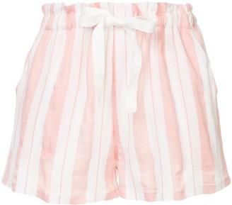 Lemlem Vertical Stripes Shorts