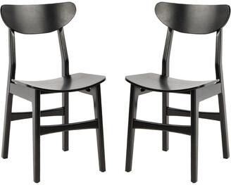 Safavieh Lucca Retro Dining Chair
