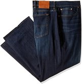 Lucky Brand Men's Big and Tall 181 Relaxed Straight Leg Jean in Opal