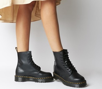 Dr. Martens Bex 8 Eye Boots Black