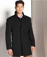 Lauren Ralph Lauren Lauren by Ralph Lauren Mens Lauren by Ralph Lauren Big and Tall Coat, Jake Solid Overcoat
