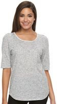 Apt. 9 Women's Essential Striped Tee