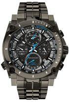 Bulova Mens Gray Chronograph Bracelet Watch