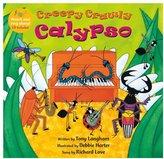 Barefoot Books Creepy Crawly Calypso (Book+CD)