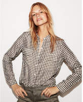 Express gingham city shirt by