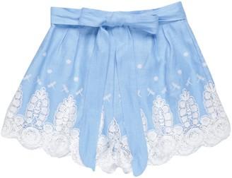 Miguelina Mini skirts