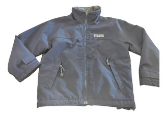 Woolrich Blue Synthetic Jackets & Coats
