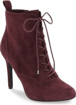 BCBGeneration 'Banx' Lace-Up Bootie (Women)