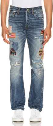 Polo Ralph Lauren Denim Jean in Saybrook | FWRD