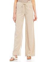 Calvin Klein Texture Weave Soft Suiting Drawstring Pants