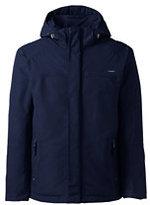 Classic Men's Squall Hooded Jacket-Persian Cobalt