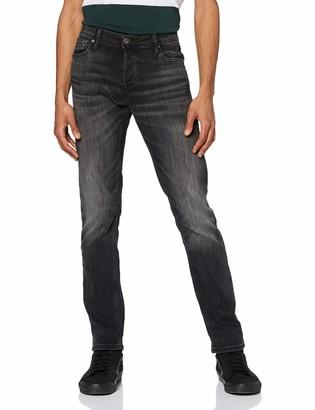Jack and Jones Men's Jjiglenn Jjoriginal Am 817 Noos Slim Jeans