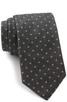 Calvin Klein Denim Mini Square Tie