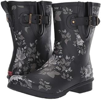 Chooka Abbie Mid (Black) Women's Boots