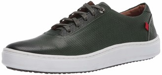 Marc Joseph New York Men's Leather Made in Brazil Luxury Comfortable Lace-up Fashion Sneaker