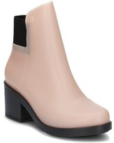 Melissa Elastic Boot Pink