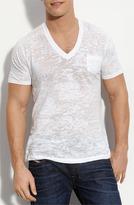 Alternative Apparel Alternative Burnout V-Neck T-Shirt