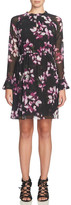 Cynthia Steffe Cara Pleated Floral Dress