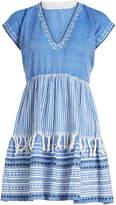 Lemlem Izara Embroidered Cotton Dress