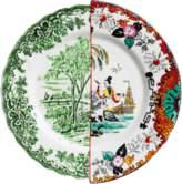 Seletti Hybrid Ipazia Dinner Plate