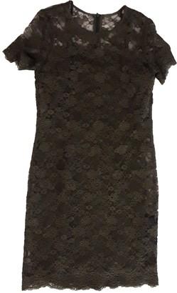 Liu Jo Liu.jo Khaki Lace Dress for Women
