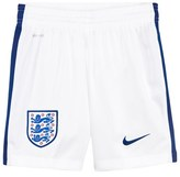 England National Football Team Euro 2016 Official Home Shorts
