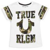 True Religion Toddler's & Kid's Short Sleeve Tee