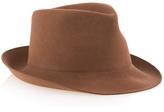 Stella McCartney Felt Trilby Hat