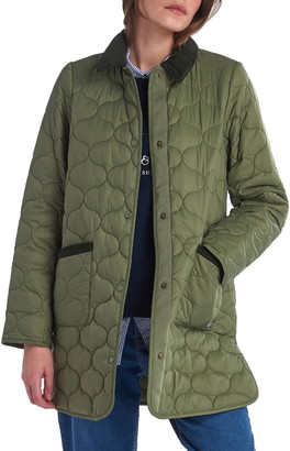 Barbour Erin Quilted Jacket