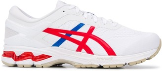 Asics Logo-Print Low-Top Sneakers
