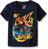 Nickelodeon Toddler Boys' Blaze Blazing Speed Tee
