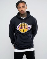 Mitchell & Ness Nba L.a Lakers Hoodie
