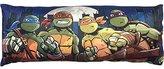 Nickelodeon Adorable 20x48 Teenage Mutant Ninja Turtles Moonlight Oversized Body Pillow for Kids Boys