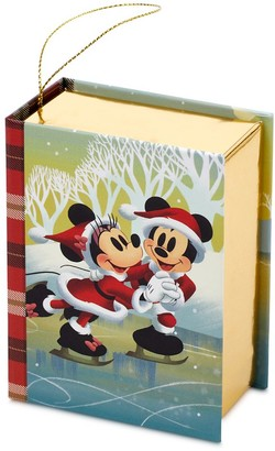 Disney Mickey Mouse and Friends Music Book Ornament