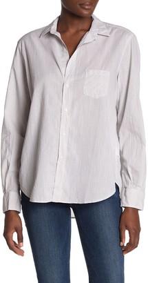 Frank And Eileen Eileen Oversized Long Sleeve Button Front Shirt