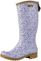 Aigle Victorine Gummistiefel, Women's Unlined Rubber Boots Long Shaft Boots & Bootees,(38 EU)