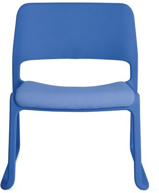 Design Within Reach Spark Lounge Chair with Seat Pad