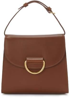 Little Liffner LITTLE LIFFNER Casual Lady Chestnut Leather Cross-body Bag