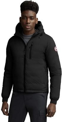Canada Goose Lodge Matte Finish Down Hooded Jacket - Men's