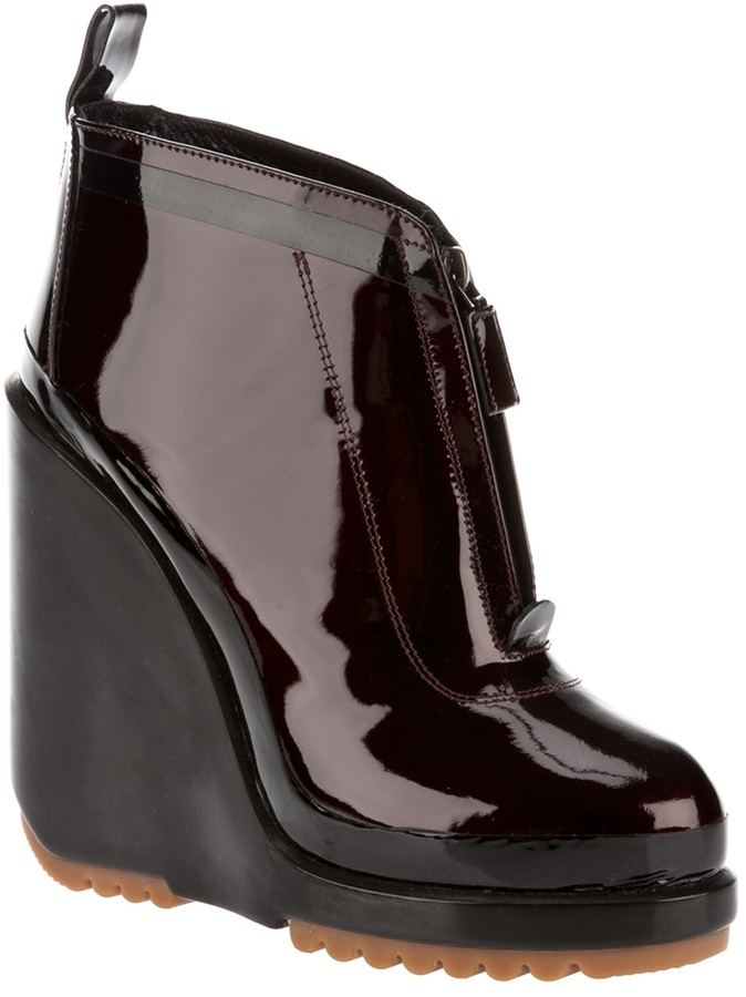 Marc Jacobs Wedge boot