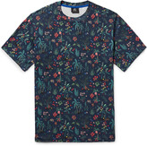 Ps By Paul Smith - Printed Cotton-jersey T-shirt
