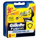 Gillette Fusion ProShield Men's Razor Blade Refill Cartridges 8 pack
