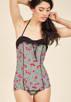 Pin-Up Princess One-Piece Swimsuit in 6