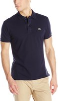 Lacoste Men's Short Sleeve Pique Slim Fit Polo Shirt