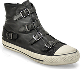 Ash Virgin - Buckle Sneaker in Leather