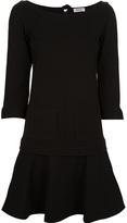 Sonia Rykiel Sonia By dropped waist dress