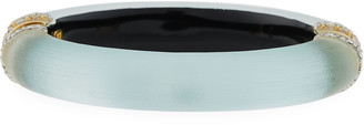 Alexis Bittar Frosted Ombre Bangle Bracelet